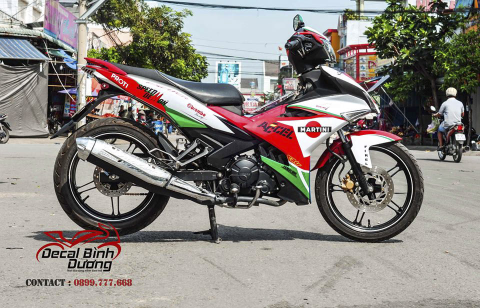 Tong Hop Tem Xe Exciter 150 Dep Nhat 2018 - 10