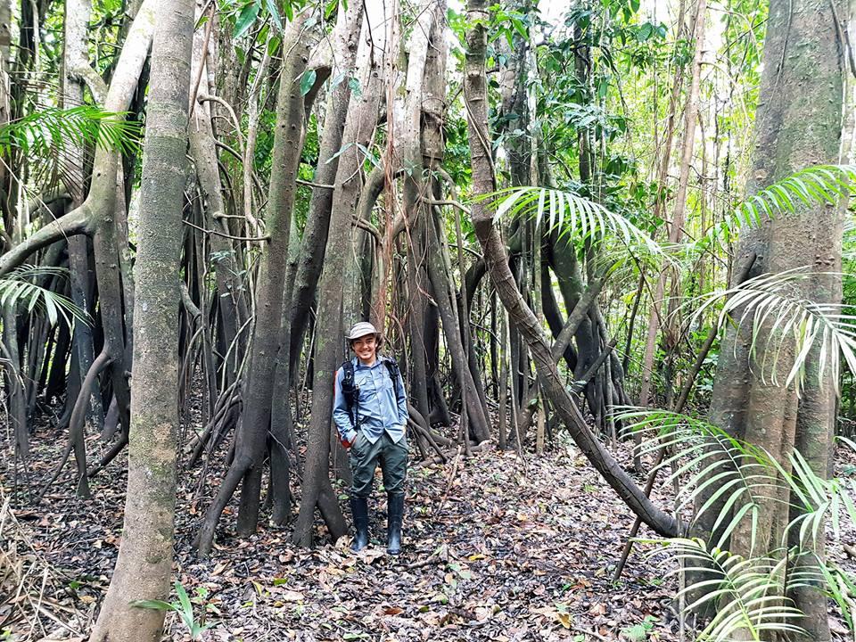 Tran Dang Dang Khoa lac troi giua rung Amazon voi nhung bi an day thu vi - 7