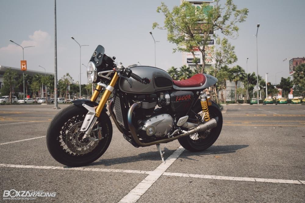Triumph Thruxton R chan dung hoan hao tu Cafe Racer Legend - 32