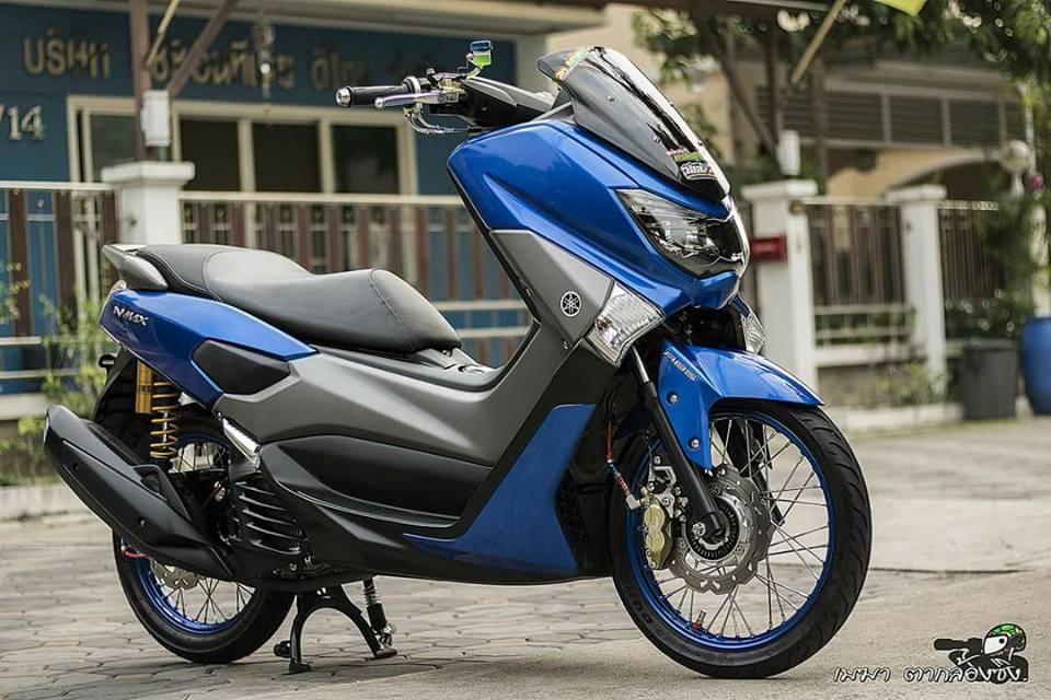 Yamaha Nmax 155 do buc pha su nguyen thuy voi phong cach sanh dieu - 3