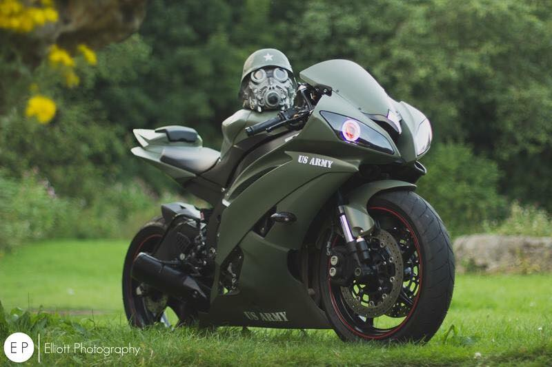 Yamaha R6 ban do day me hoac qua bo anh Linh danh thue - 5