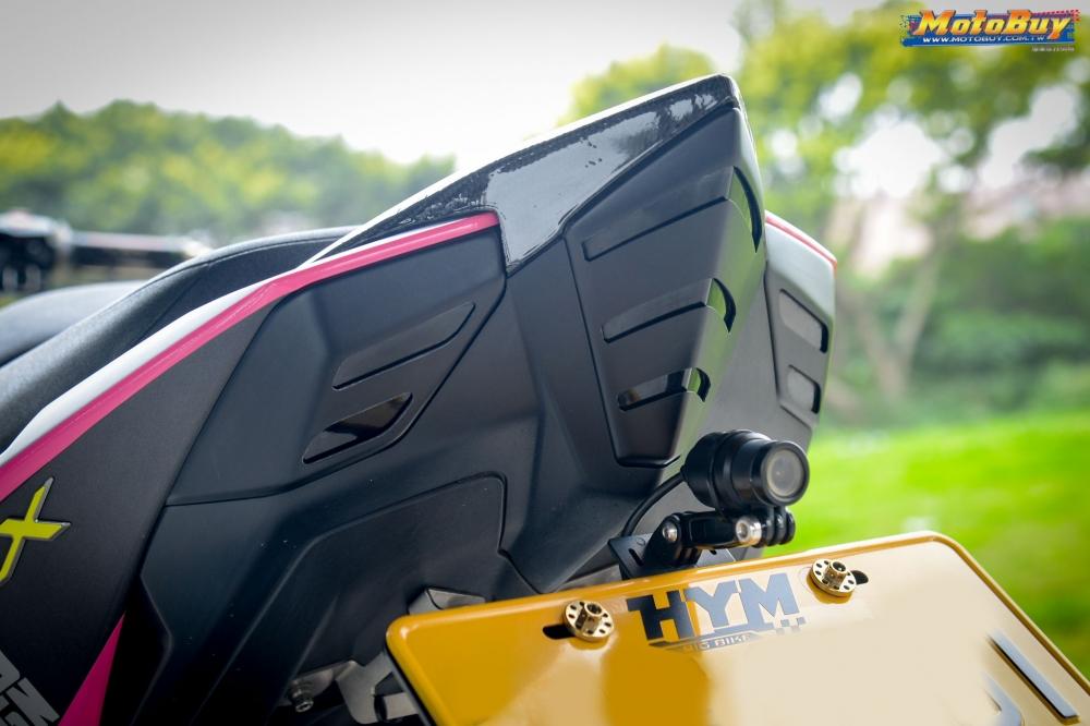 YAMAHA TMAX 530 ban nang cap mang ten Pink Panther - 6