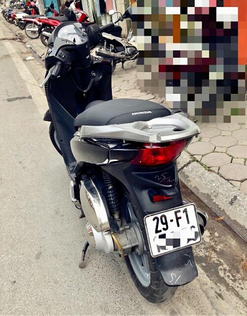 Ban SH150VN chinh chu it di - 3