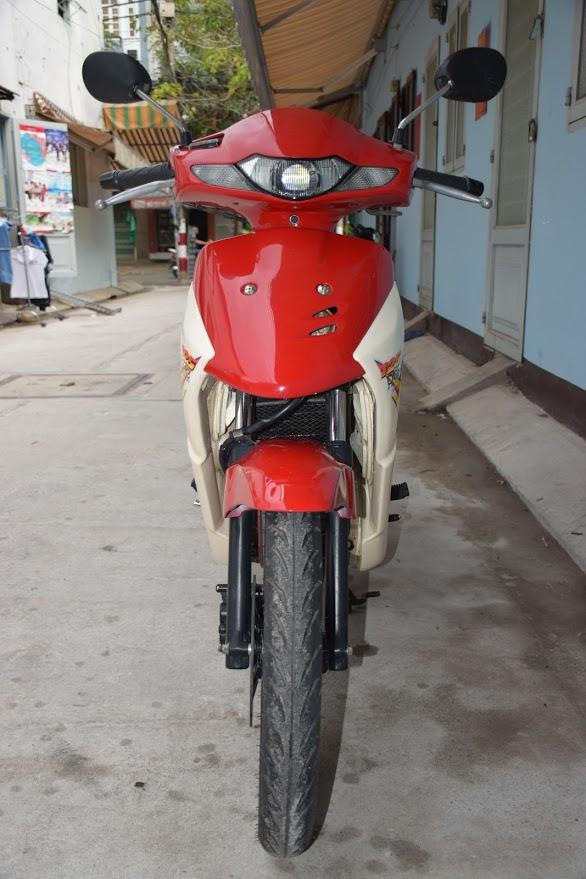 Ban Suzuki FX125
