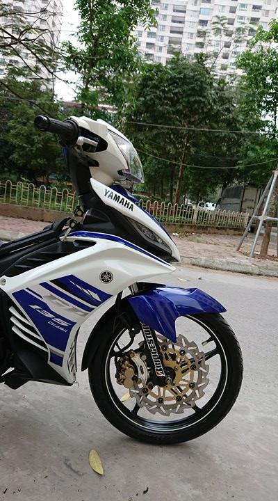 Ban xe Yamaha Exciter 135GP chat luong nguyen zin 2015