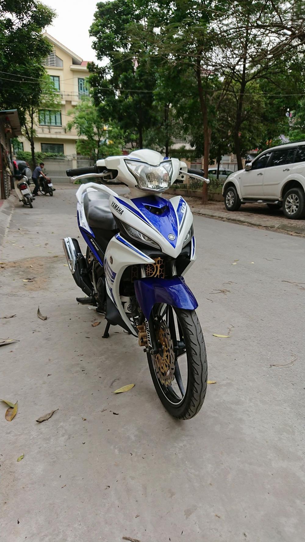 Ban xe Yamaha Exciter 135GP chat luong nguyen zin 2015 - 3