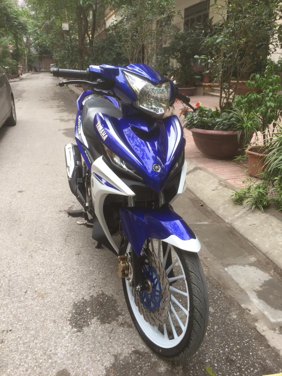 Ban xe Yamaha Exciter 135GP may chat nguyen ban 2015 - 2