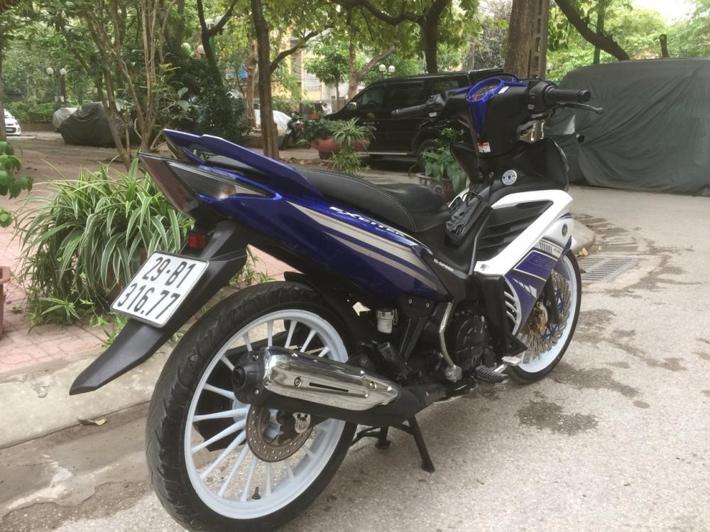 Ban xe Yamaha Exciter 135GP may chat nguyen ban 2015 - 3