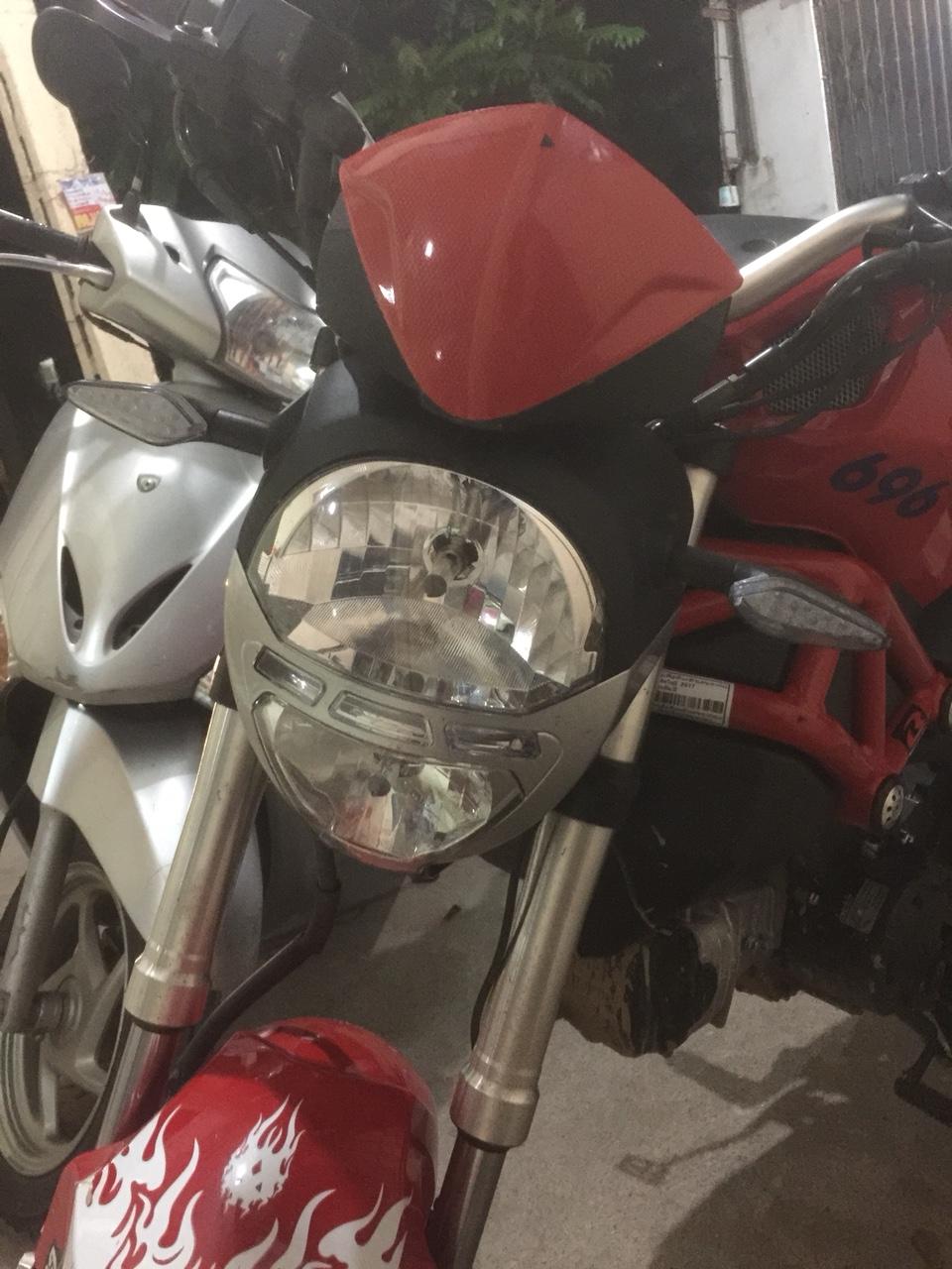 Ban YMH Ducati mini nhap Thai lan 2018 moi nguyen di dc 1500km chinh chu - 2