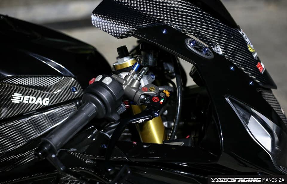 BMW S1000RR Ca map Shark lanh lung trong man dem u tich - 3
