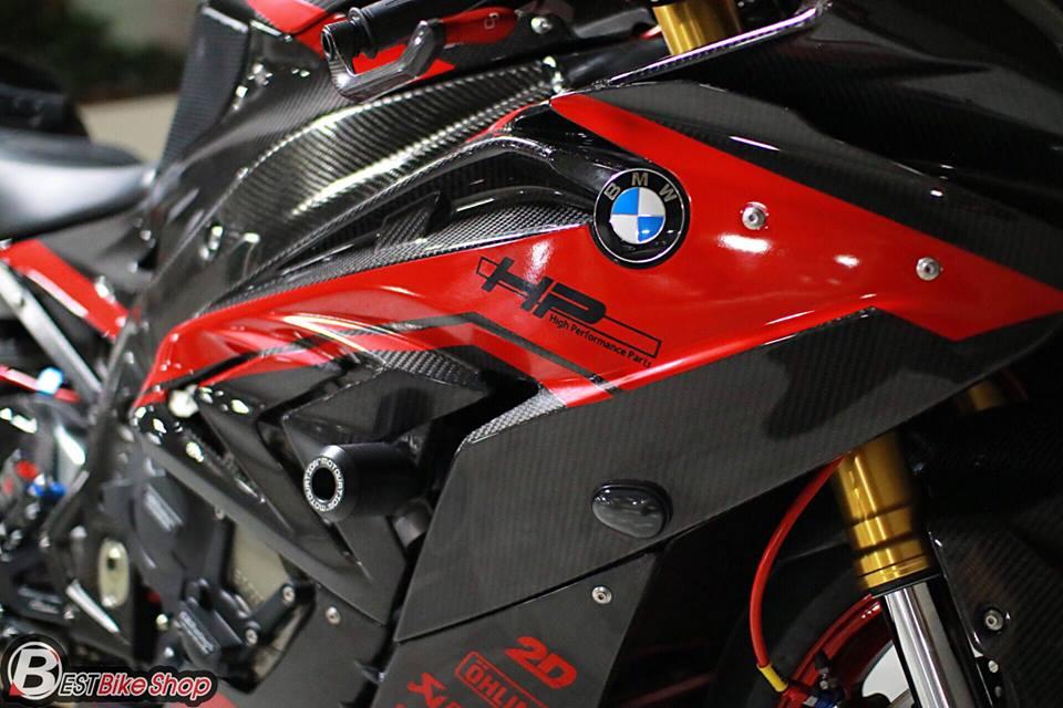 BMW S1000RR ve dep tuyet sac ben cong nghe Carbon - 14