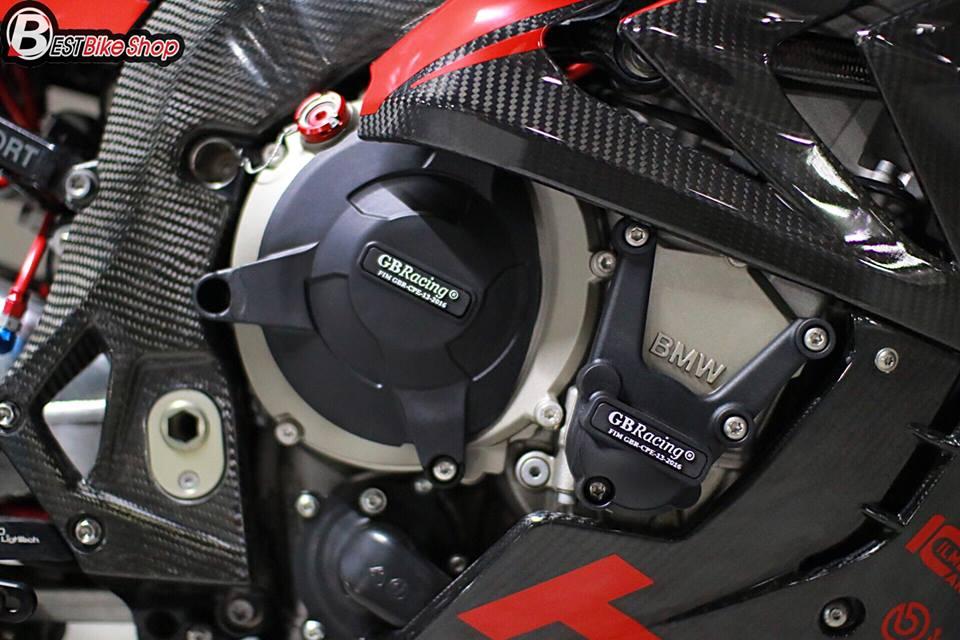 BMW S1000RR ve dep tuyet sac ben cong nghe Carbon - 16