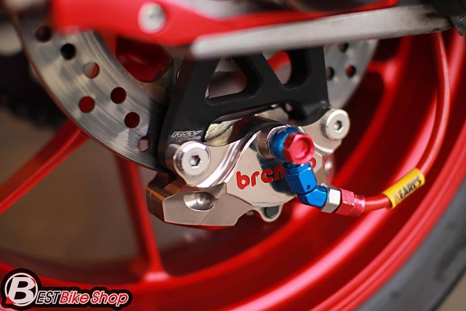 BMW S1000RR ve dep tuyet sac ben cong nghe Carbon - 18