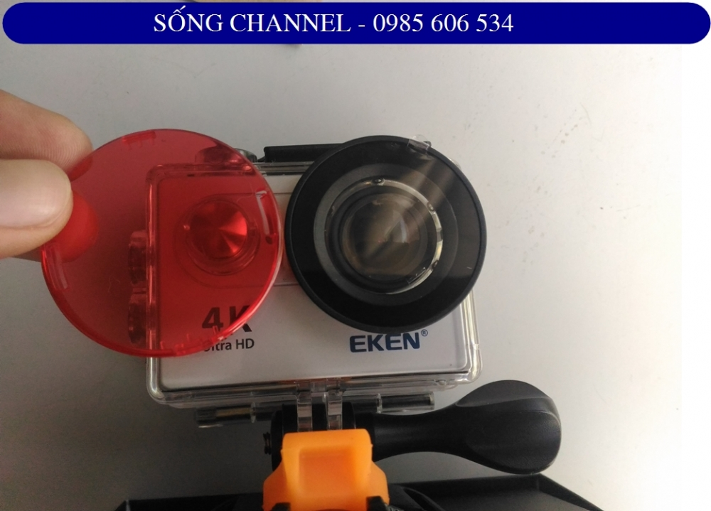 Camera hanh trinh xe may Eken H9R - 6