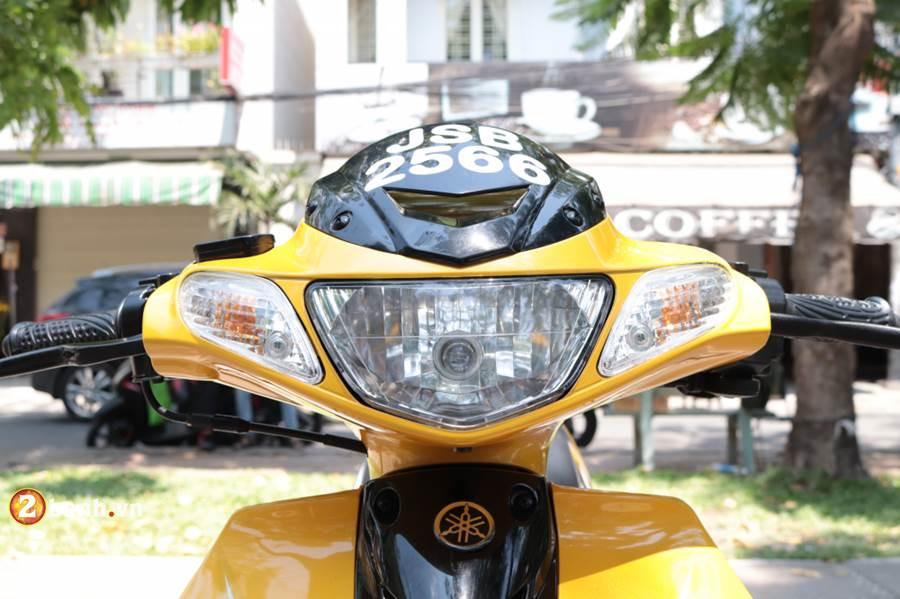 Can canh Yaz 125 2016 vua duoc dap thung tai Sai Gon - 5