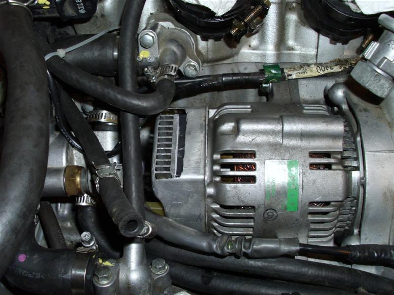 Can tim mua may phat cho xe Honda ST1300 - 2