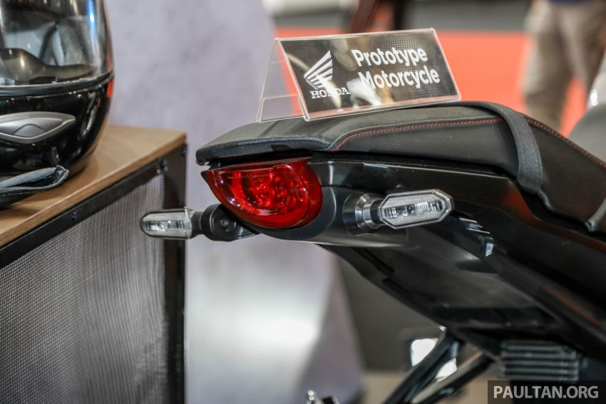 Chi tiet Honda CB1000R tai trien lam Autoshow Malaysia 2018 - 10