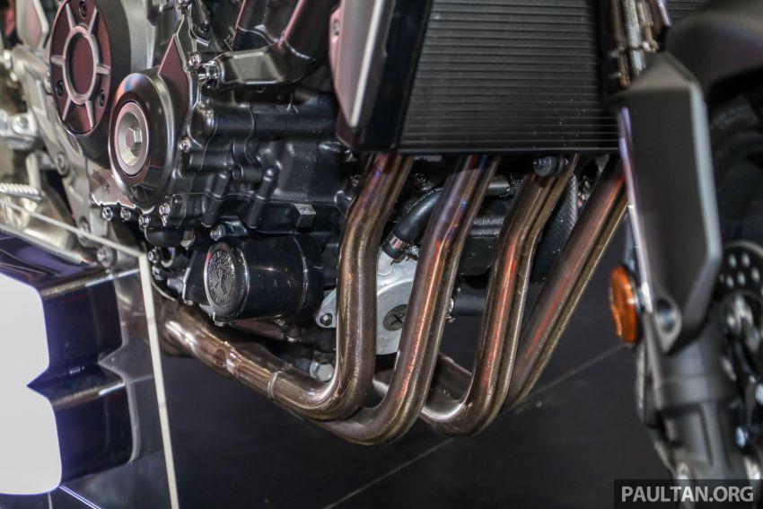 Chi tiet Honda CB1000R tai trien lam Autoshow Malaysia 2018 - 12