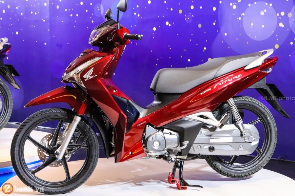 Chi tiet Honda Future 125 2018 the he moi vua duoc ra mat - 3