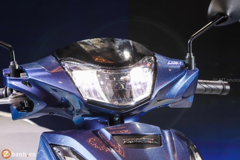 Chi tiet Honda Future 125 2018 the he moi vua duoc ra mat - 6