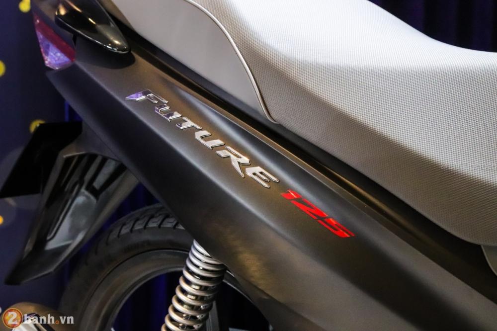 Chi tiet Honda Future 125 2018 the he moi vua duoc ra mat - 16