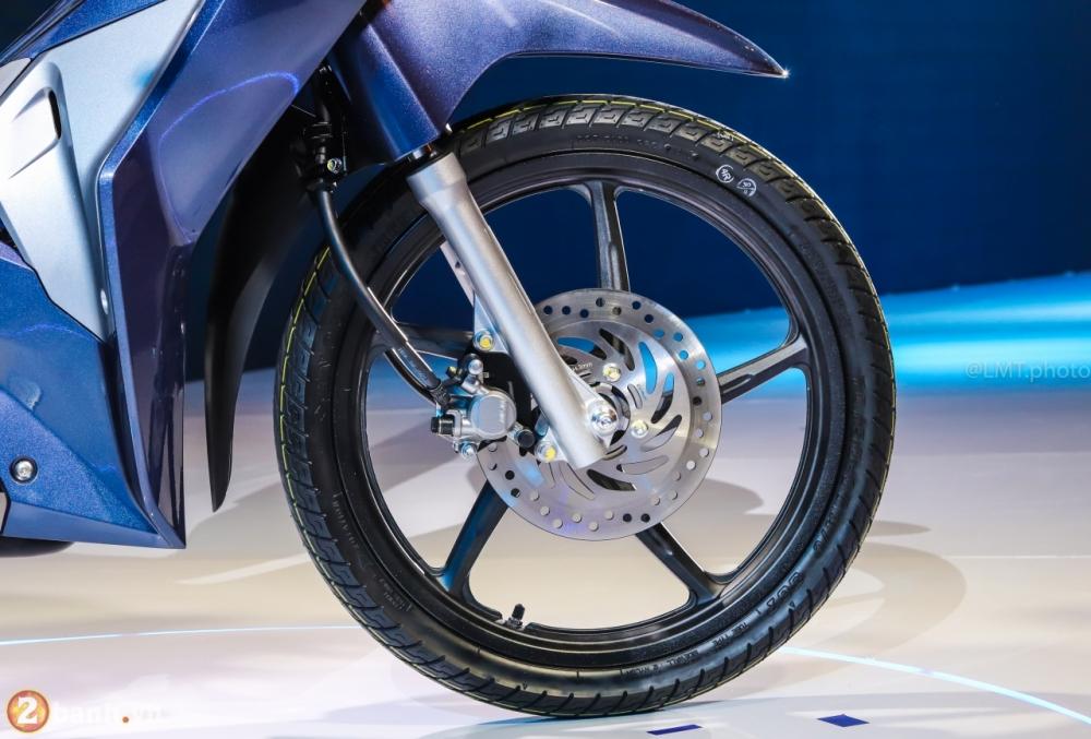 Chi tiet Honda Future 125 2018 the he moi vua duoc ra mat - 21