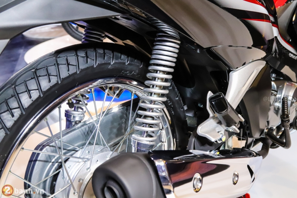 Chi tiet Honda Future 125 2018 the he moi vua duoc ra mat - 28