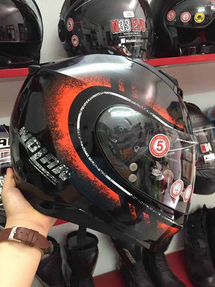 KTM Ha Noi Ly do nen chon mu Nolan N87 la ban dong hanh cuc chat cho cac biker - 2