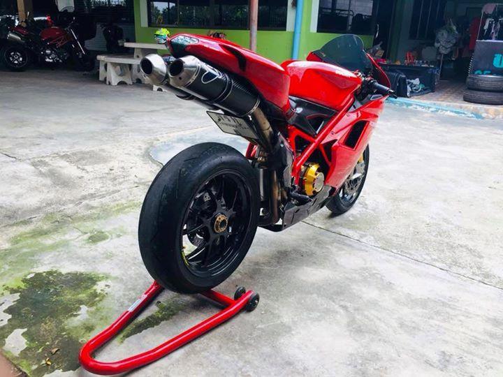 Ducati 1098s dang cap sieu mo to hang dau the gioi - 7