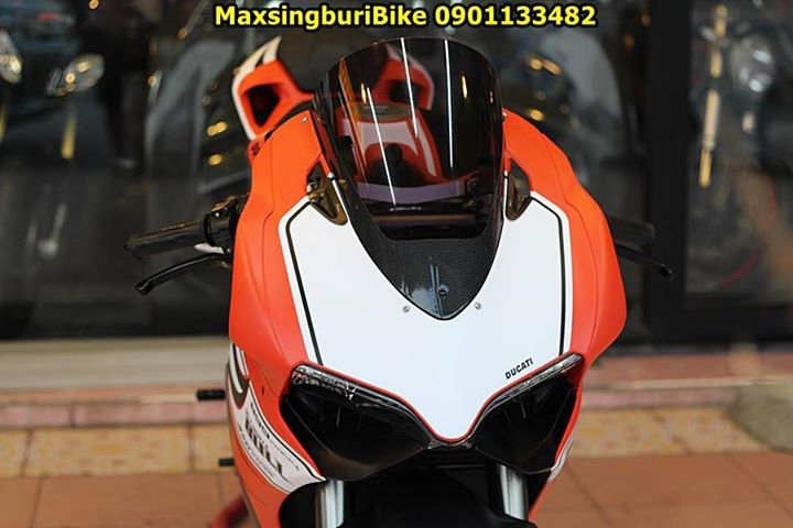 Ducati Panigale 899 ban do dam chat choi ben bo canh Redbull - 3