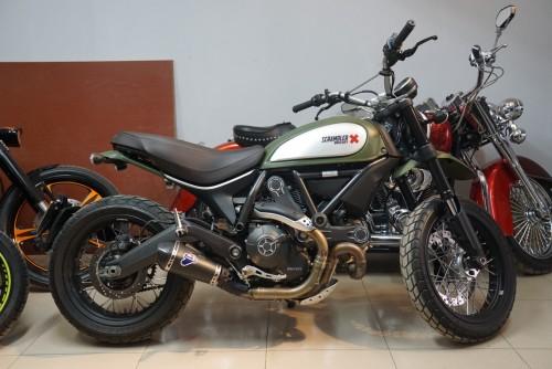Ducati Scrambler Enduro 2018 - 4