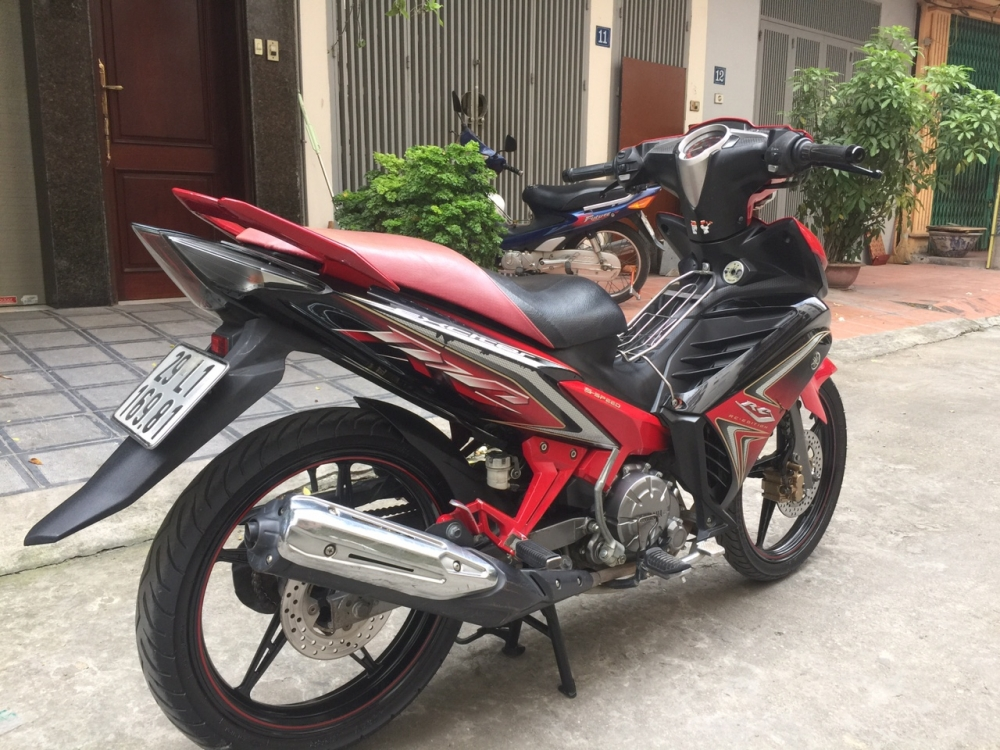 Exciter 135RC con tay 2012 do chinh chu may chat luong 22tr800 - 2