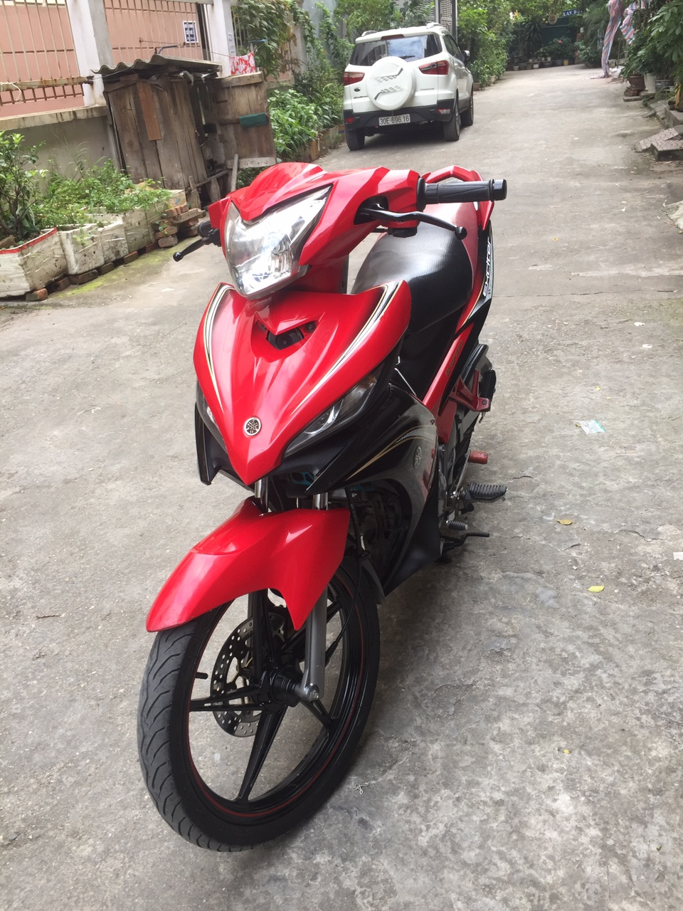 Exciter 135RC con tay 2012 do chinh chu may chat luong 22tr800