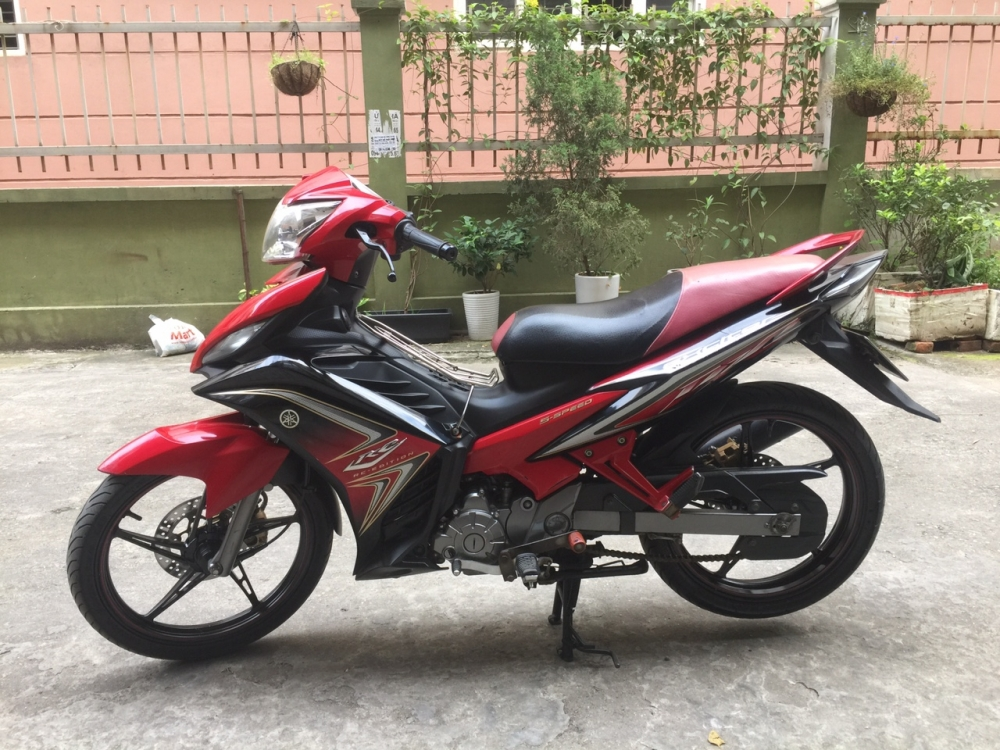 Exciter 135RC con tay 2012 do chinh chu may chat luong 22tr800 - 3
