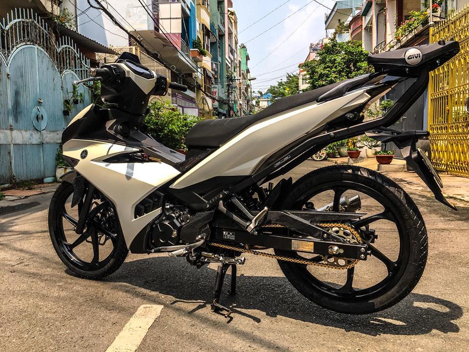 Exciter 150 do mang nhung net dep tiem an cua biker Viet - 3