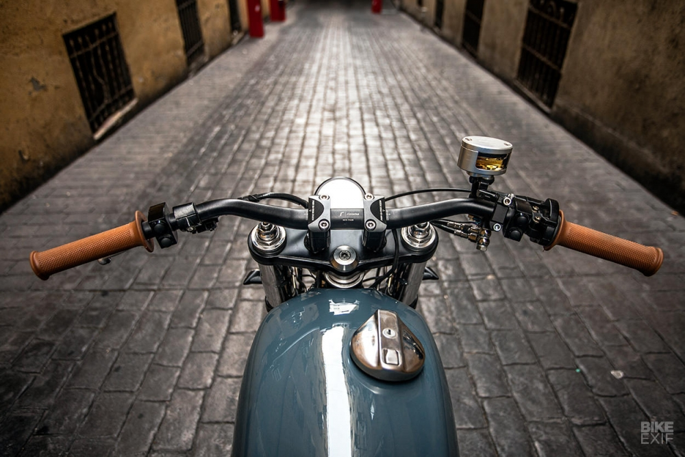 HARLEY SPORTSTER FortyEight ban do day tinh sang tao - 6