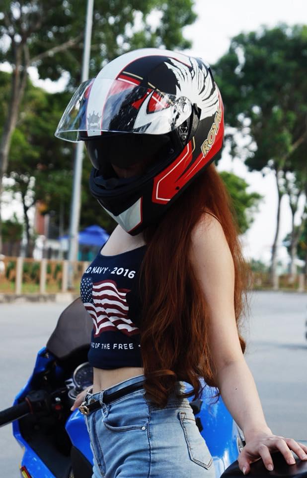 Royal Helmet Ha Noi Royal M138 tem do dap ung yeu cau cho moi dan choi moto thu thiet - 5