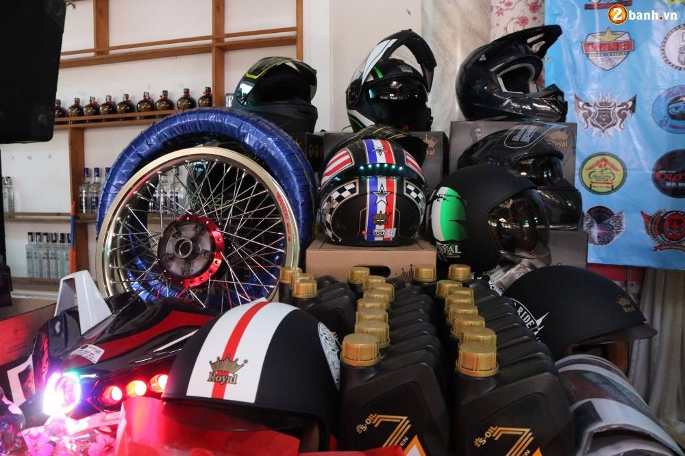 Hon 500 biker do ve Sai Gon mung Team Exciter Kien Vang tron I tuoi - 9