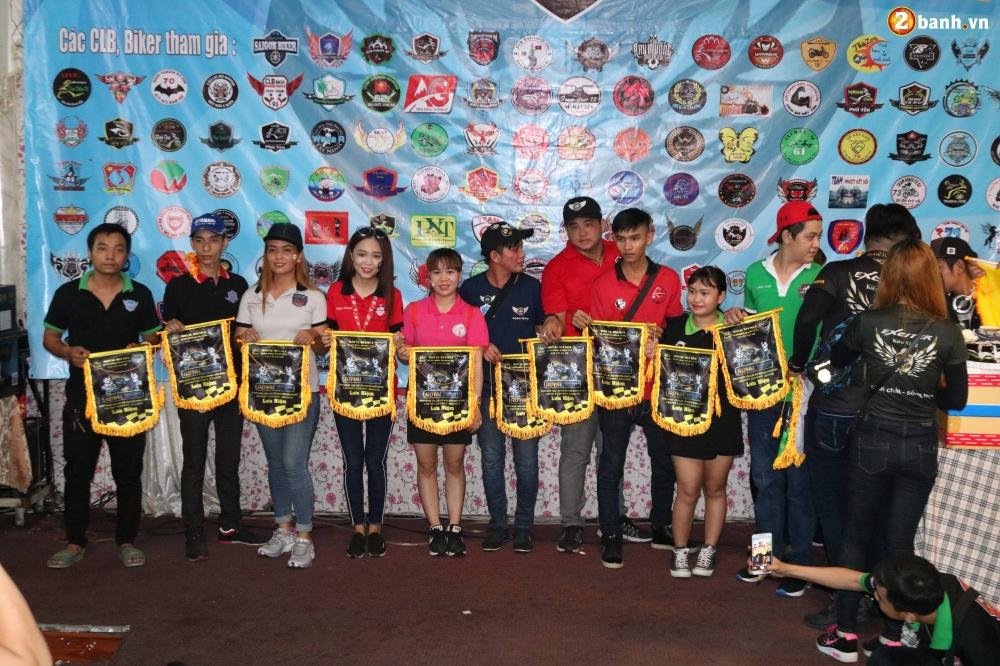 Hon 500 biker do ve Sai Gon mung Team Exciter Kien Vang tron I tuoi - 20