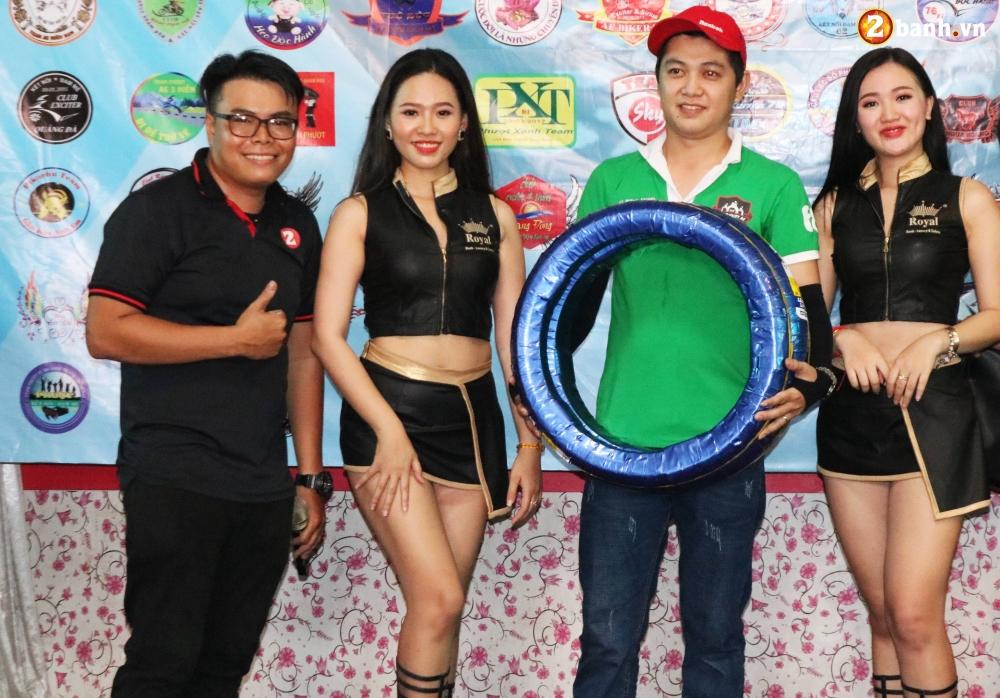 Hon 500 biker do ve Sai Gon mung Team Exciter Kien Vang tron I tuoi - 33