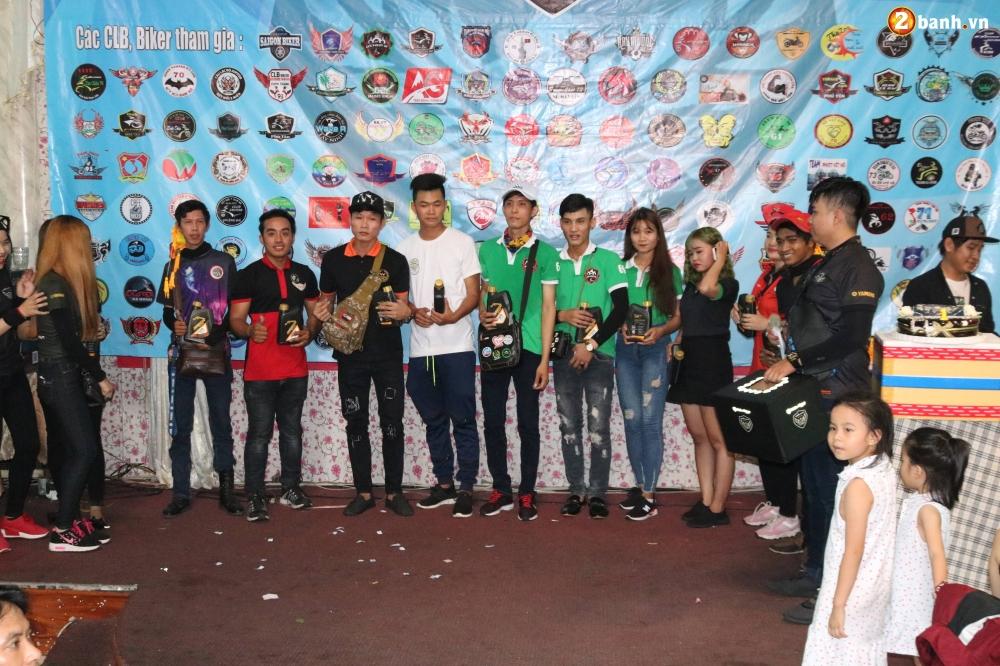 Hon 500 biker do ve Sai Gon mung Team Exciter Kien Vang tron I tuoi - 24
