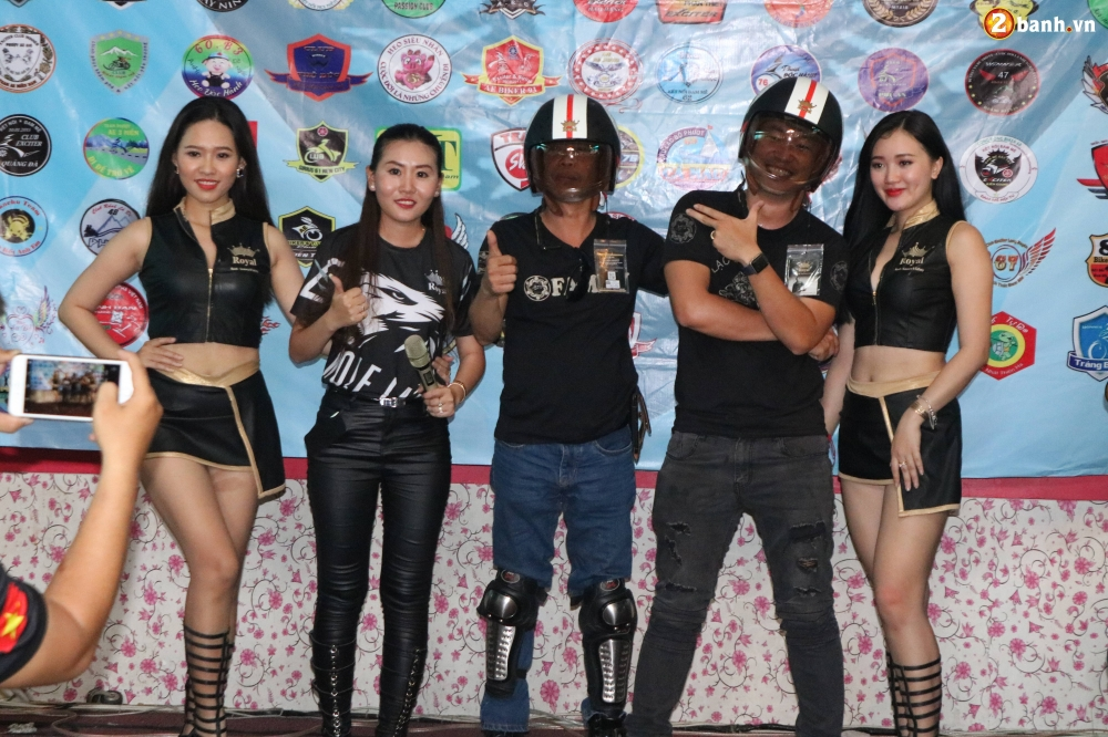 Hon 500 biker do ve Sai Gon mung Team Exciter Kien Vang tron I tuoi - 25