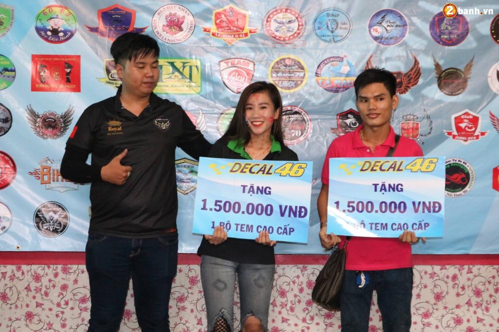 Hon 500 biker do ve Sai Gon mung Team Exciter Kien Vang tron I tuoi - 26