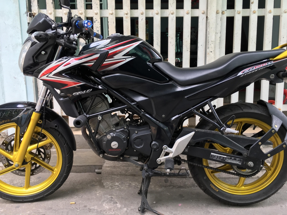 Honda cb150r doi 2013 xe nhap indonesiadepmay rin - 2