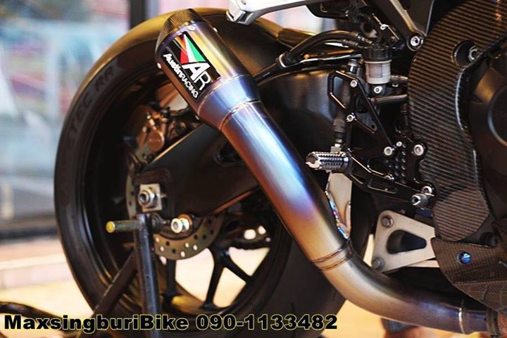 Honda CBR1000RR chan dung cuc chat do option Carbon fiber - 12