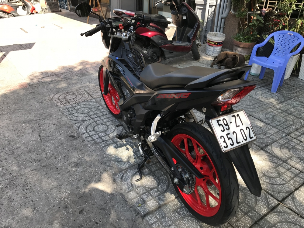 Honda sonic 150 - 7