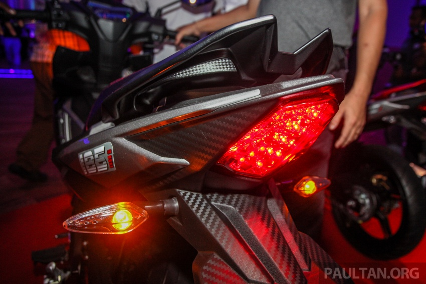 Hot SYM VF3i 2018 Mau xe con tay the thao vua duoc ra mat - 9