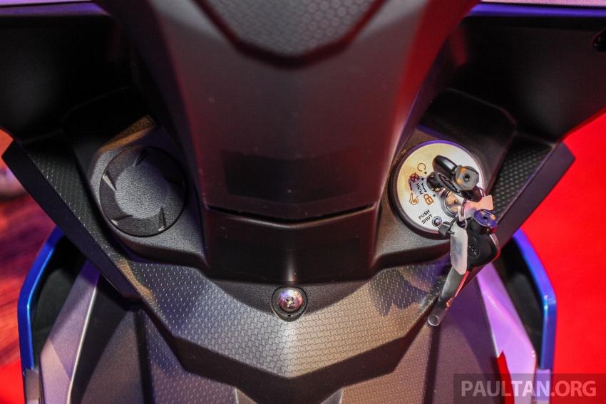 Hot SYM VF3i 2018 Mau xe con tay the thao vua duoc ra mat - 16