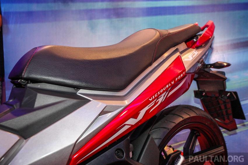 Hot SYM VF3i 2018 Mau xe con tay the thao vua duoc ra mat - 18