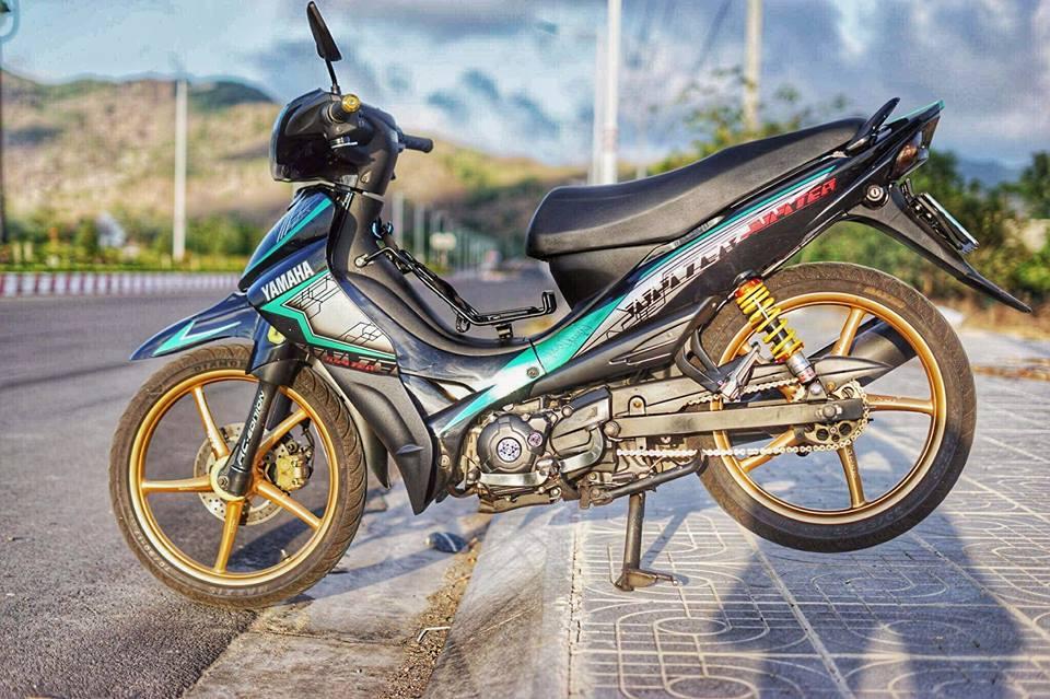Jupiter do mang ve dep gian don cua biker xu bien - 3